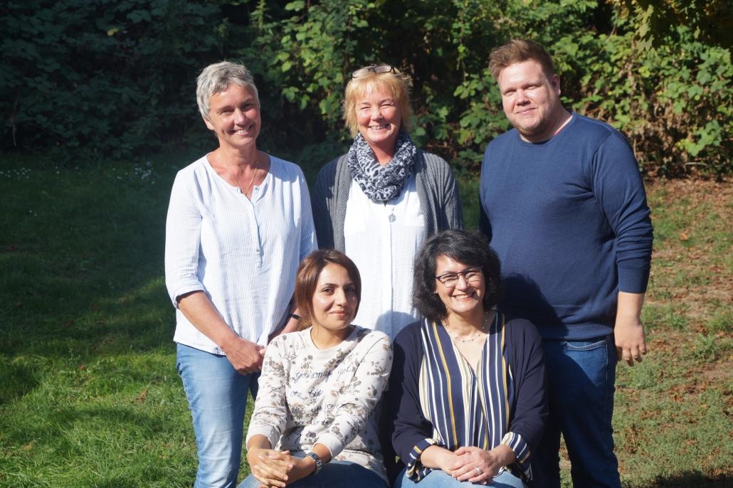 Team OGS Erika-Rothstein-Schule Fritz-Reuter-Straße