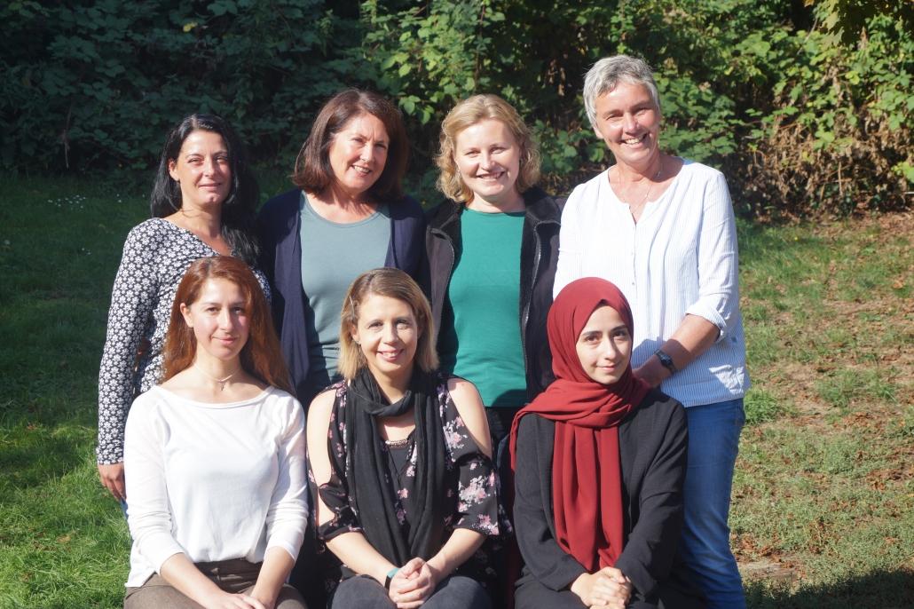 Team OGS Erika-Rothstein-Schule Rennpatt