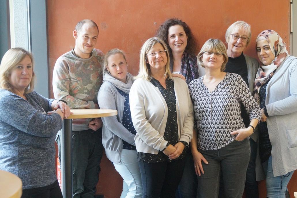 Team OGS Lehner Straße