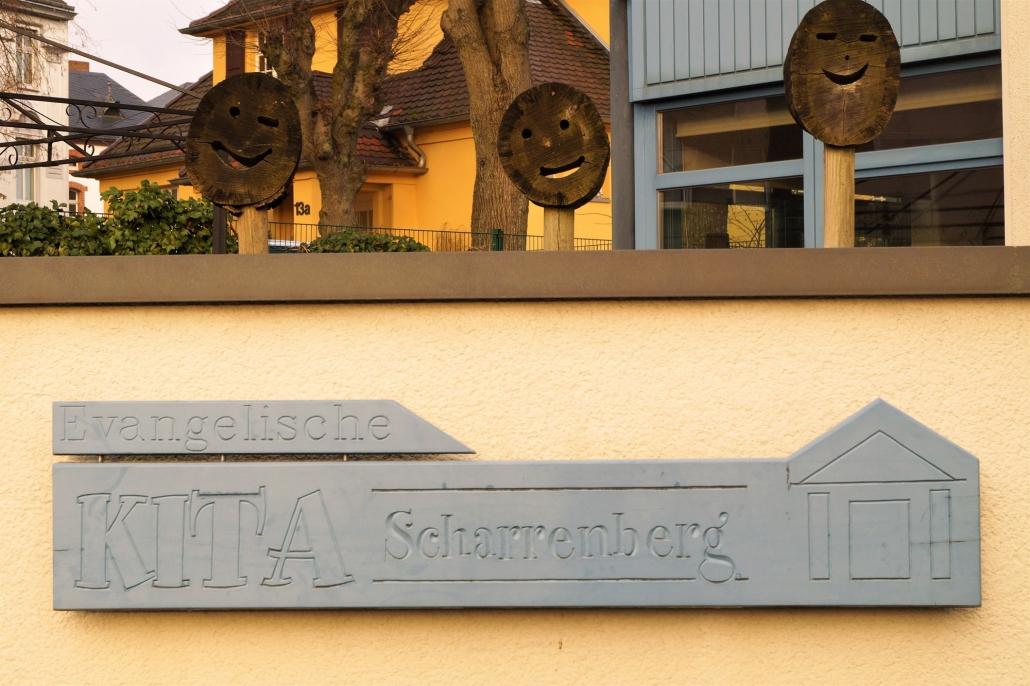 Kita Scharrenberger Straße