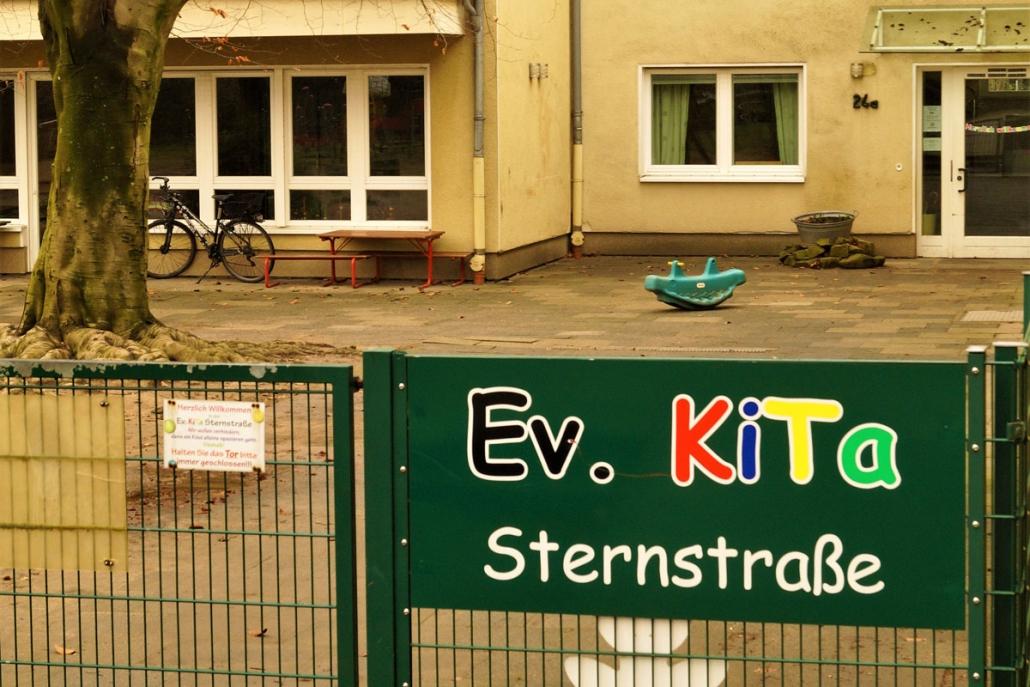Gebäude Kita Sternstr.