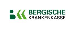 Logo Bergische Krankenkasse